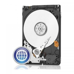 Hard Disk Western Digital Blue WD5000LQVX 500GB, SATA3, 8MB, 2.5inch, Bulk