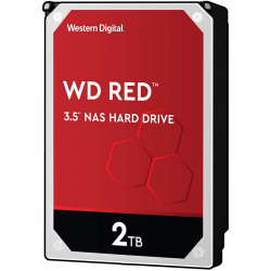 Hard disk Western Digital Red, 2TB, SATA3, 256MB, 3.5inch