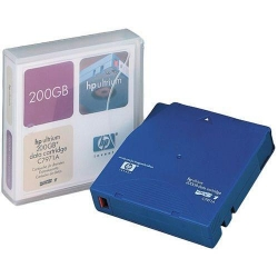 hp ultrium 200GB data cartridge