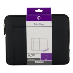 Husa 4World 08651 Slim Pocket, 9.7inch, Black