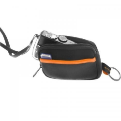 Husa Everki Klick Compact Camera Pouch, Black-Orange