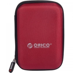 Husa HDD Orico PHD-25, 2.5inch, Red