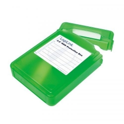 Husa protectie Logilink HDD UA0133G, 3.5inch, Green