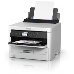 Imprimanta Inkjet Color Epson WorkForce Pro WF-C5210DW, Black-White