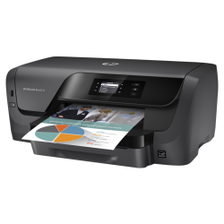Imprimanta Inkjet Color HP Officejet Pro 8210, Black