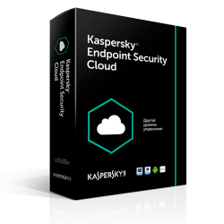 Kaspersky Endpoint Security Cloud European Edition, 25-49 Node / 1 year, Base License