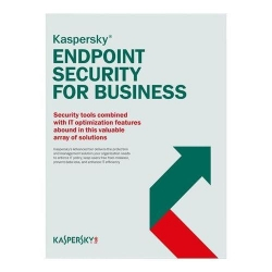 Kaspersky Endpoint Security for Business Advanced European Edition, 25-49 Node/2 year, Base License