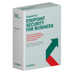 Kaspersky Endpoint Security for Business Select European Edition, 20-24 Node / 2 year, Base License