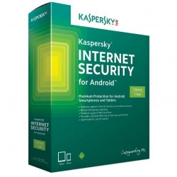 Kaspersky Internet Security, Android Eastern Europe Edition, 1Device/1Year, Base Electronic