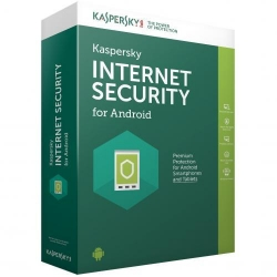 Kaspersky Internet Security, Android Eastern Europe Edition, 1Device/1Year, Renewal Electronic