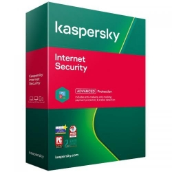 Kaspersky Internet Security, Eastern Europe Edition, 1Device/1Year, Base Retail