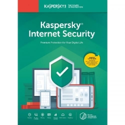 Kaspersky Internet Security, Eastern Europe Edition, 1Device/1Year, Renewal Electronic