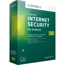 Kaspersky Internet Security for Android European Edition, 1-Mobile device/1 Year, Base License