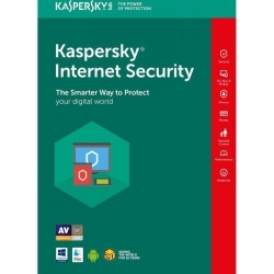 Kaspersky Internet Security Multi Device, 5 users/1 year, Base Retail