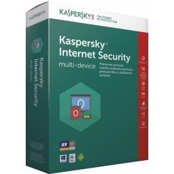 Kaspersky Internet Security Multi-Device European Edition, 5Device / 1year, Renew Electronic