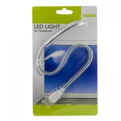 Lampa USB 4World 03361 pt notebook, 3 LED-uri