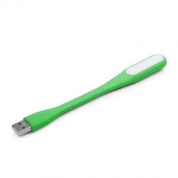 Lampa USB pentru notebook, USB LED Light, Green