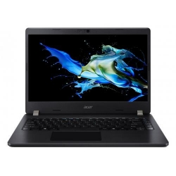 Laptop Acer Travel Mate P2, Intel Core i5-10210U, 14inch, RAM 8GB, SSD 256GB, Intel UHD Graphics, Linux, Black