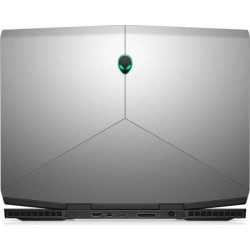 Laptop Dell Alienware M15, Intel Core i7-8750H, 15.6inch, RAM 16GB, SSH 1TB + SSD 256GB, nVidia GeForce GTX 1070 8GB, Windows 10 Pro, Epic Silver