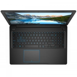 Laptop DELL G3 3579, Intel Core i7-8750H, 15.6inch, RAM 8GB, HDD 1TB + SSD 128GB, nVidia GeForce GTX 1050 Ti 4GB, Windows 10, Black