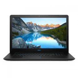 Laptop DELL G3 3779, Intel Core i5-8300H, 17.3inch, RAM 8GB, HDD 1TB + SSD 128GB, nVidia GeForce GTX 1050 Ti 4GB, Linux, Black
