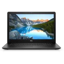 Laptop Dell Inspiron 3793, Intel Core i3-1005G1, 17.3inch, RAM 4GB, HDD 1TB, Intel UHD Graphics, Linux, Black