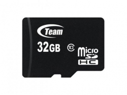 Memory card TeamGroup Micro SDHC 32GB Class 10 + Adapter
