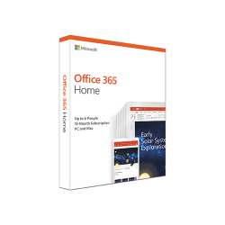 Microsoft Office 365 Home, Engleza, Subscriptie 1 Year/ 6user