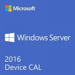 Microsoft Windows Server CAL 2016 1pk OEM DSP 5 Clt Device CAL