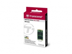 Mini SSD Transcend MTS420 120GB, SATA3, M.2