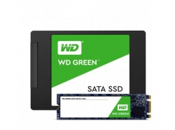 Mini SSD Western Digital NEW Green 120GB, SATA3, M.2