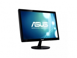 Monitor LED ASUS VS197DE, 18.5inch, 1366x768, 5ms, Black