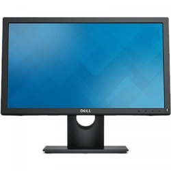 Monitor LED Dell E1916HV, 18.5inch, 1366x768, 5ms, Black