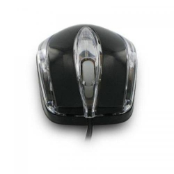 Mouse Optic 4World 06708, USB, Black