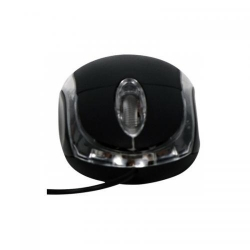 Mouse Optic Spacer SPMO-080, USB, Black