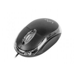 Mouse Optic uGo Simple, USB, Black