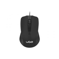 Mouse Optic uGo UMY-1213, USB, Black