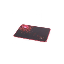 Mouse Pad Gembird Large, Black-Red