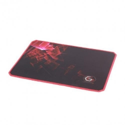Mouse Pad Gembird Small, Black-Red