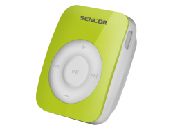 MP3 PLAYER SENCOR WITH CLIPS 4GB SFP 1360 GN