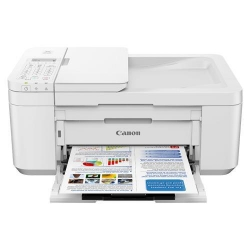 Multifunctional Inkjet Color Canon PIXMA TR4550, White
