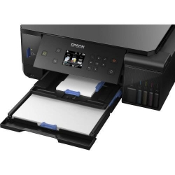Multifunctional Inkjet color Epson EcoTank L7160, Black