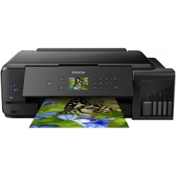 Multifunctional Inkjet Color Epson EcoTank L7180, Black