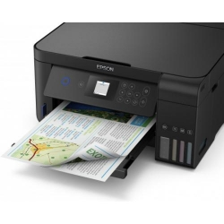 Multifunctional Inkjet Color Epson ITS EcoTank L4160