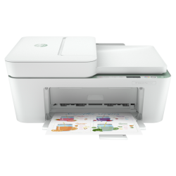 Multifunctional Inkjet Color HP DeskJet Plus 4122 All-in-One