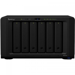 Nas Synology DS1618+, Black