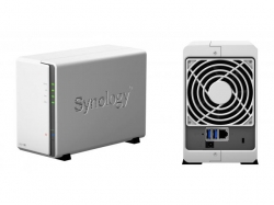 NAS Synology DS218j, 512 MB