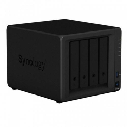NAS Synology DS918+, 4 GB