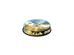 DVD-R Omega 16x, 4.7GB, 10buc, Spindle
