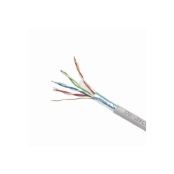 Patchcord Gembird FTP, Cat. 6, 100m, Gray